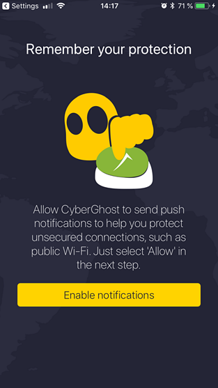 How to install CyberGhost 7 for iOS – CyberGhost VPN