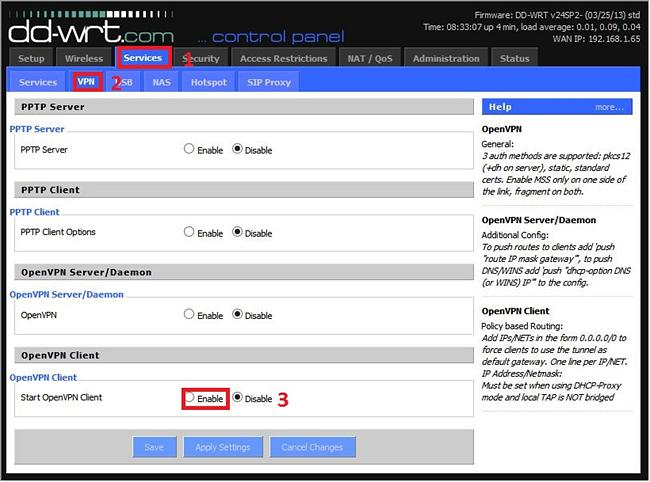 dd wrt /activation key/ password