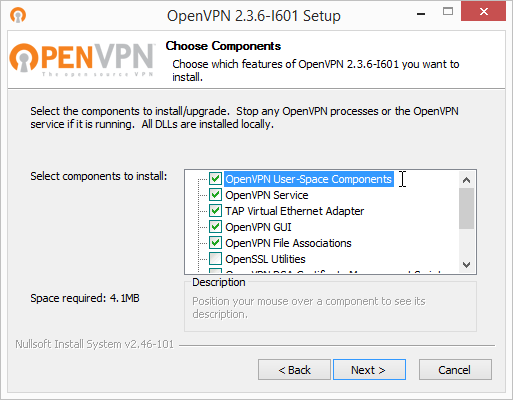 openssl windows vista